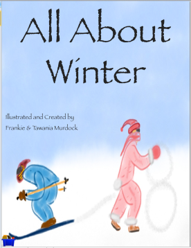 All About Winter iTunes ibook