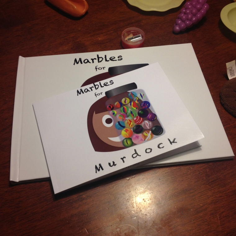 Marbles for Murdock