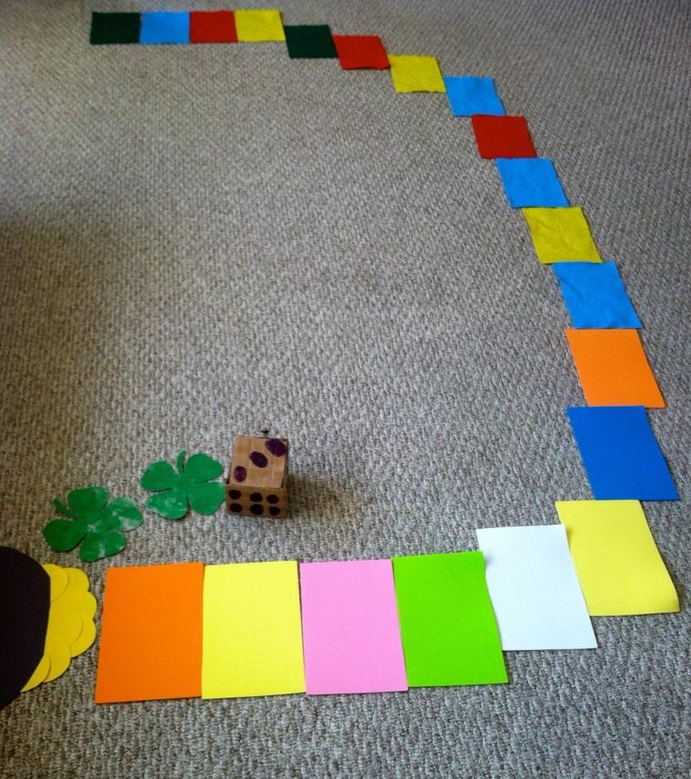 rainbow game