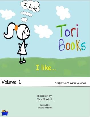Tori Book Cover copy